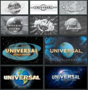 The Evolution of Universal Pictures logo